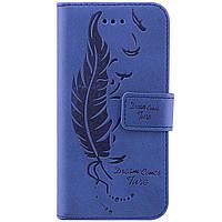 Чехол-книжка для Apple iPhone 6/6s  Edin Feather c TPU креплением