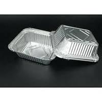 SP24L/430мл контейнер из пищевой алюминиевой фольги, 100шт/уп