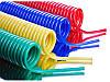Трубка полиуретановая спиральная PU 98 MB-Loglife Ø 5,5x8 мм, 10 м, синяя