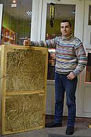 Строительные блоки из прессованной соломы