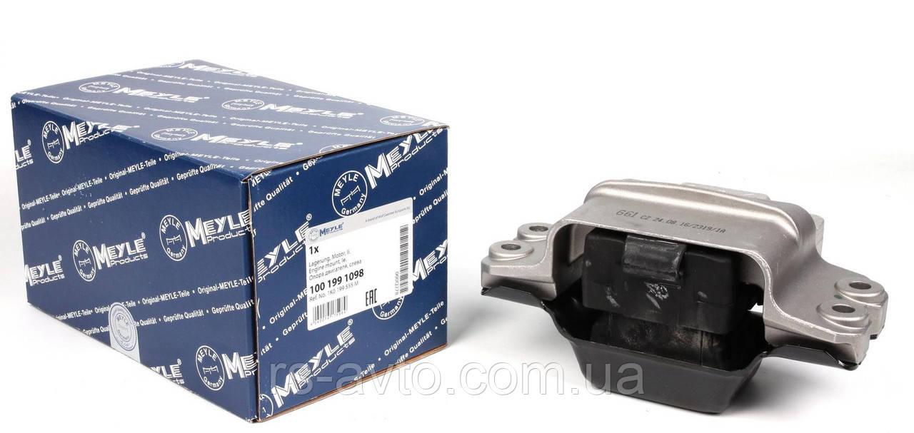 Подушка двигателя (L) Volkswagen Caddy, Фольксваген Кадди 1.4, 1,6, 1,9DTI, 2.0SDI 04-15 100 199 1098
