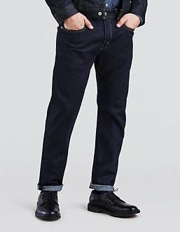 d47604d9c09 Мужские джинсы LEVIS 502™ Regular Taper Fit Stretch Jeans Dark Hollow