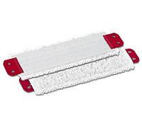 Моп SPEEDY микрофибра 40x13см стандарт красный