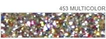 Poli-Flex Pearl Glitter 453 Multicolor
