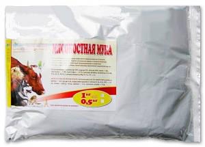 Мука мясокостная 1 кг