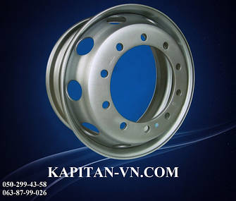 Грузовые колесные диски R19,5