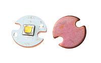 Светодиод Cree XM-L2 4000K на медной подложке 16mm, фото 1