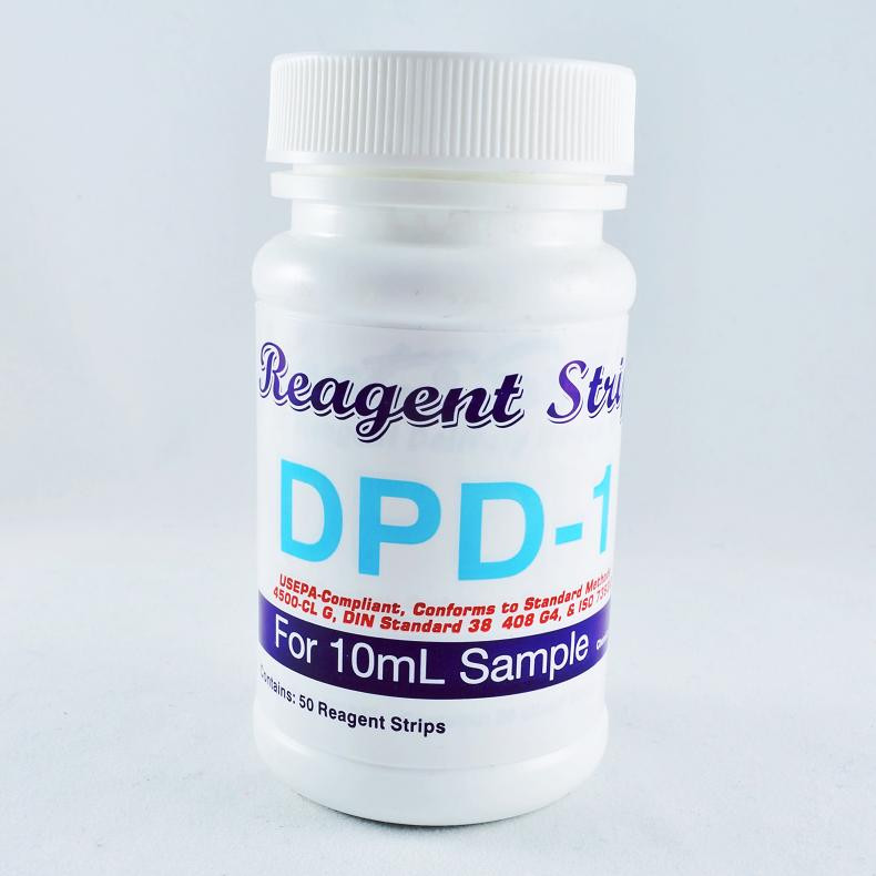 Тести на хлор DPD-1 для FTC-420