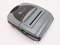 Мобильный термотрансферный принтер этикеток Zebra P4T/RP4T, фото 1