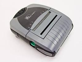 Мобильный термотрансферный принтер этикеток Zebra P4T/RP4T