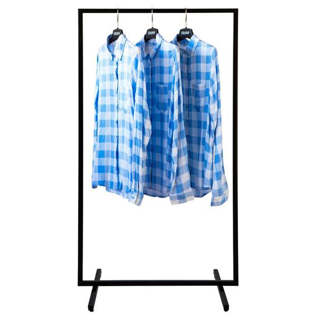 Напольная стойка для одежды «Квадро 1»