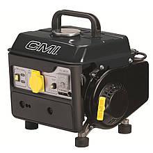 Генератор бензиновий CMI C-G 750