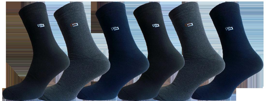 """Шкарпетки чоловічі махра мікс""""lomani"""""""