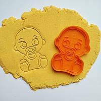 """3D формочки-вырубки для пряников """"Малыш"""""""