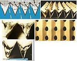Гофровані картонні фільтри для фарбувальної камери (1x10м, 0.9х11.1м, 0.75х13.3м), фото 6