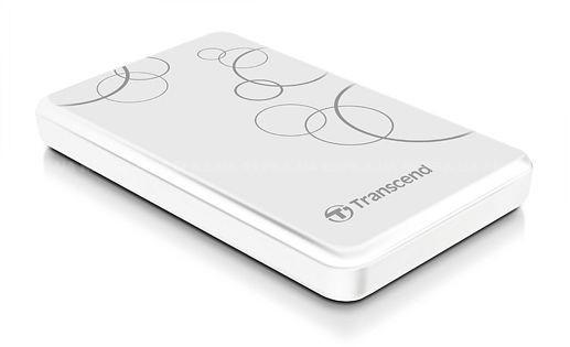 """Внешний жесткий диск (HDD) 2,5"""" 1TB Transcend A3 (TS1TSJ25A3W)"""