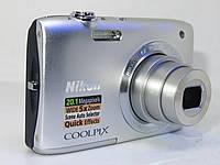 Цифровой фотоаппарат Nikon Coolpix S2800 - 20 Мп. - HD - в Идеале !