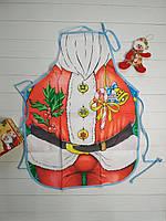 Фартук новогодний с Дедом Морозом