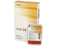 Контактные линзы Clear 38 6шт в уп