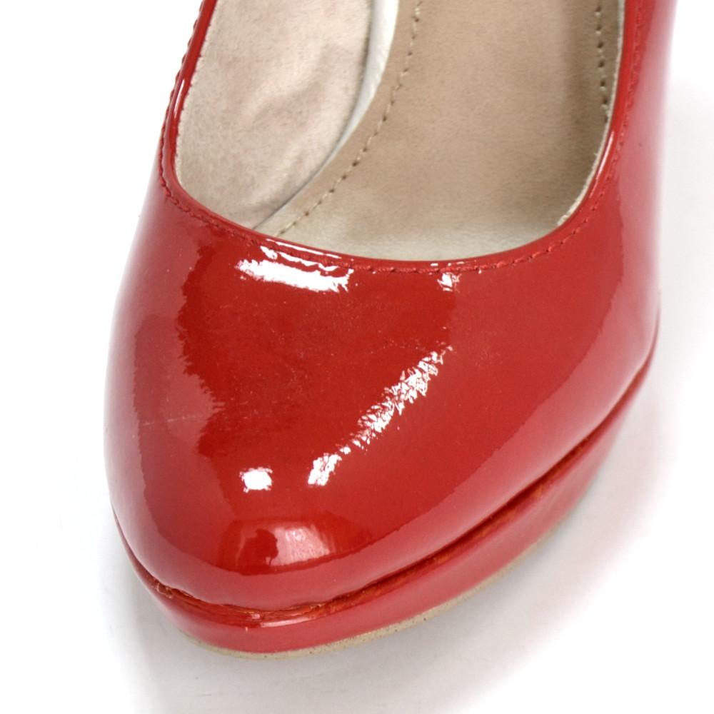 58019f7411a6 Туфли лодочки красные женские S.Oliver размер 36