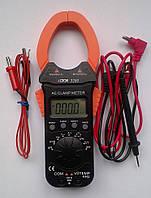 Клещи токоизмерительные Victor VT3280 с термопарой