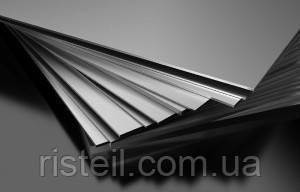 Лист гладкий стальной, 09Г2С, 36,0 мм