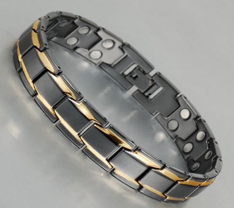 Магнитный браслет  с ионами германия