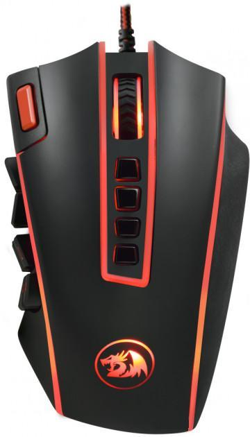 Мышь Redragon Legend  USB Black