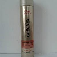 Лак для волос Wellaflex 250 мл. (Велла с увлажняющим комплексом №4)