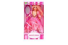 Кукла с расческой Розовая (rv0073847)