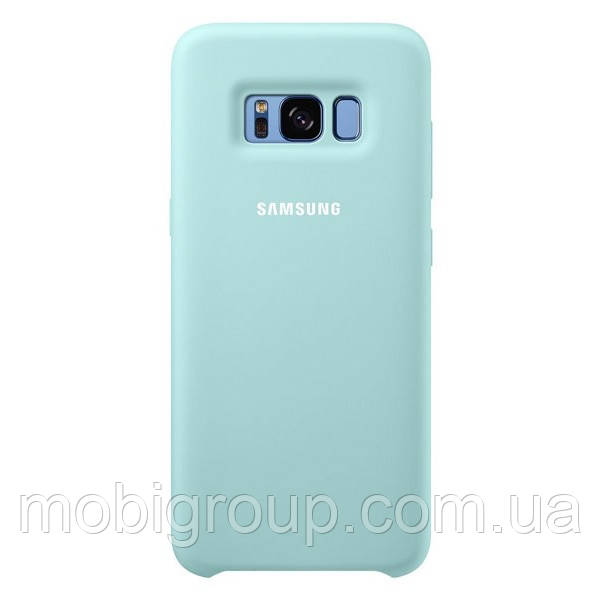 Чехол Silicone Cover для Samsung Galaxy S8 Plus, Mint