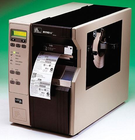 Принтер для печати этикеток Zebra R110XiIII Plus