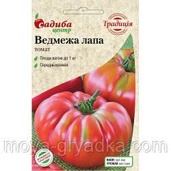 """Насіння томатів Ведмежа лапа 5 г ТМ""""СЦ Традиція"""""""