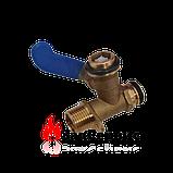 Кран подпитки на газовый котел Domina N, Domiproject D, FerEasy, Domitech, Easytech39819560, фото 2