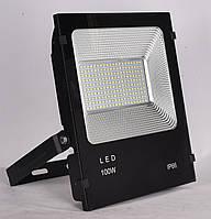 Прожектор светодиодный Elmar LFL 100Вт 6400K IP65 черний LFL.100.6400.SMD.IP65