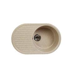 Мийка мраморна 74 х 46 см 800 sga BIO FOSTO (141002)