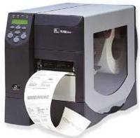 Термотрансферный принтер этикеток Zebra R4M Plus, фото 1