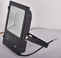 Прожектор светодиодный Elmar LFL 50Вт 6400K IP65 черний LFL.50.6400.SMD.IP65