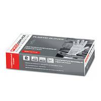 Перчатки РЕ PRO-17500200,-10 в карт. боксе р.М,L 500шт