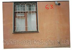Решетки на окна сварные г. Николаев