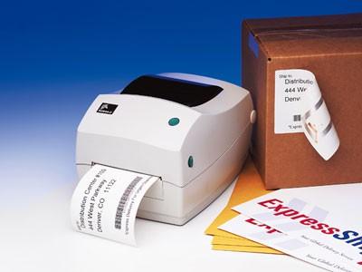 RFID Термотрансферный принтер этикеток ZEBRA R2844-Z