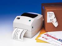 RFID Термотрансферный принтер этикеток ZEBRA R2844-Z, фото 1