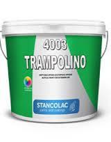 Краска акриловая фасадная 4003 Trampolinо белая, Станколак (Stancolac) 15 кг