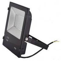 Прожектор светодиодный Elmar LFL200Вт 6400K IP65 черний LFL.200.6400.SMD.IP65
