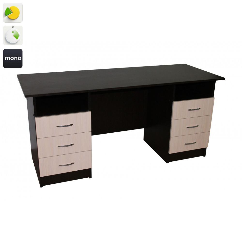 """Офисный стол """"Ника-мебель"""" ОН-52/3"""