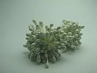 Тычинки для цветов белые