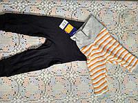Комплект штанов для новорожденного LUPILU рост 50/56 возраст 0-2 месяца. Новый.