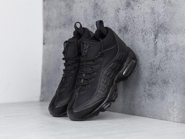 Мужские Зимние Кроссовки Nike Air Max 95 Sneakerboots фото