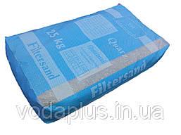 Песок кварцевый для бассейна (Украина) 0,4-0,8 мм