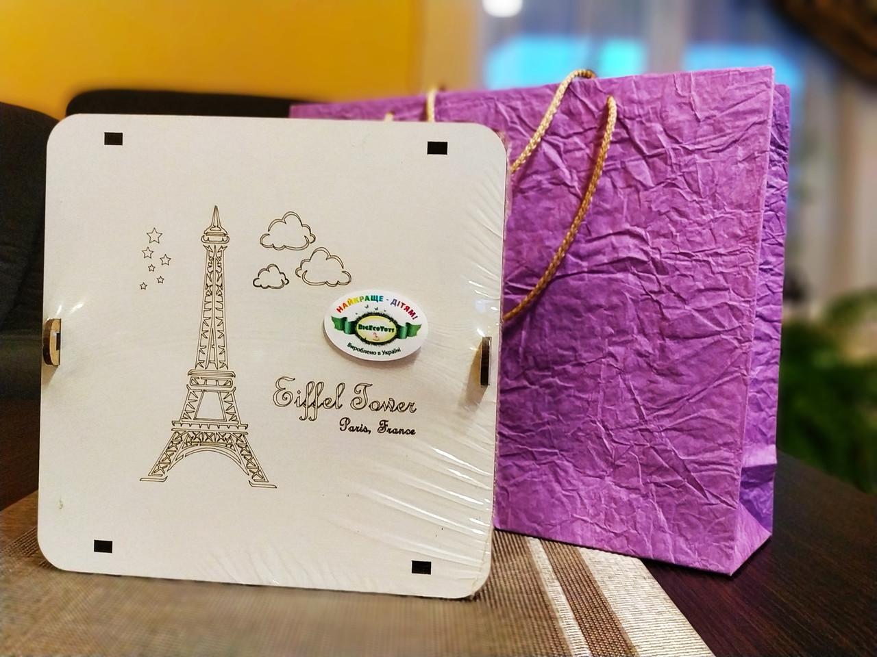 3D Пазл Эйфелева башня прекрасный подарок на День Рождения, Новогодние и Рождественские праздники детям, подросткам и, просто, любимым:)💞